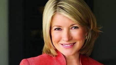 Martha Stewart - Founder dan Chairman Martha Stewart Omnimedia